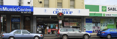 Don Bosco Op Shop